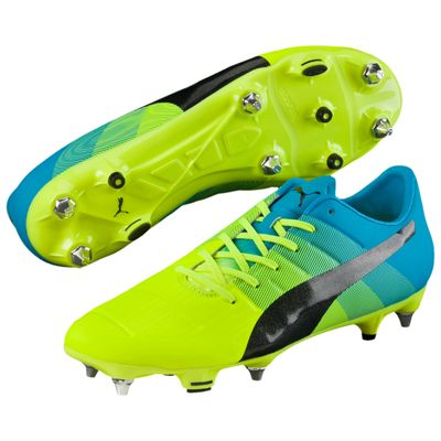 puma evoPOWER 2.3 Mixed SG gelb-blau