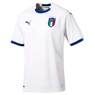 puma ITALIEN Trikot Away Kinder WM 2018  – Bild 1