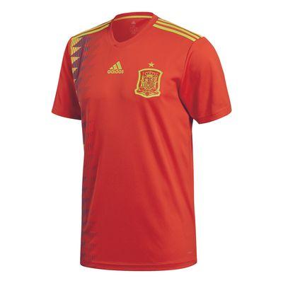 adidas SPANIEN Trikot Home Kinder WM 2018 – Bild 1