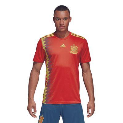 adidas SPANIEN Trikot Home Herren WM 2018 – Bild 3