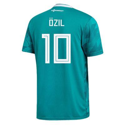 adidas DFB DEUTSCHLAND Trikot Away Herren WM 2018 - ÖZIL 10 – Bild 2