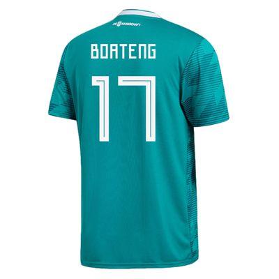adidas DFB DEUTSCHLAND Trikot Away Kinder 2018 / 2019 - BOATENG 17 – Bild 2