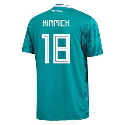 adidas DFB DEUTSCHLAND Trikot Away Kinder 2018 / 2019 - KIMMICH 18 – Bild 2