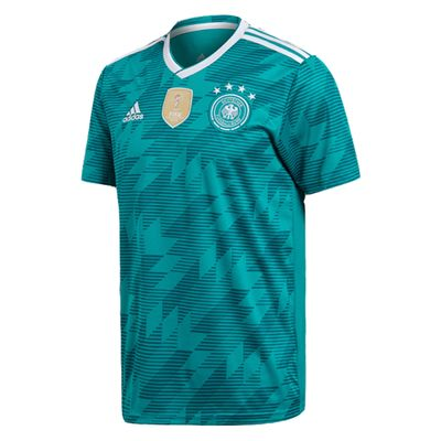 adidas DFB DEUTSCHLAND Trikot Away Kinder WM 2018 - MÜLLER 13 – Bild 3