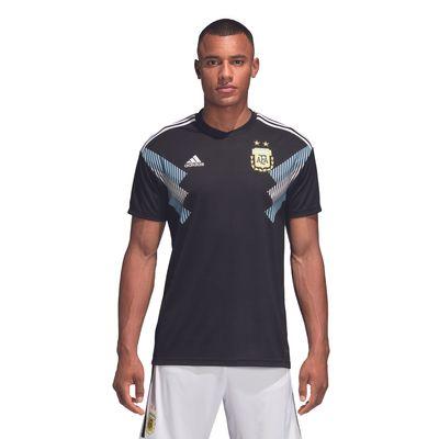 adidas AFA ARGENTINIEN Trikot Away Herren WM 2018 – Bild 2