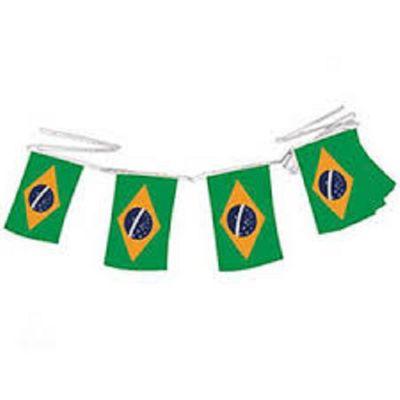 IDM Merchandising BRASILIEN Wimpelkette
