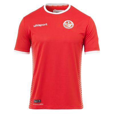uhlsport TUNESIEN Trikot Away Kinder WM 2018  – Bild 1