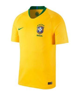 nike BRASILIEN Trikot Home Herren WM 2018 – Bild 1