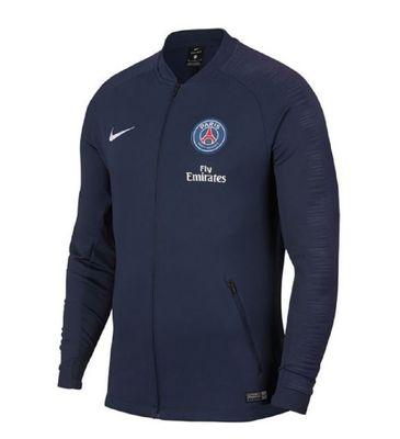 nike PSG PARIS SAINT-GERMAIN Jacke Kinder blau
