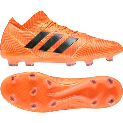 adidas NEMEZIZ 18.1 FG orange – Bild 1