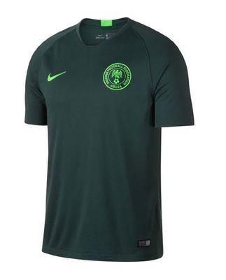 nike NIGERIA Trikot Away Herren 2018 / 2019 – Bild 1