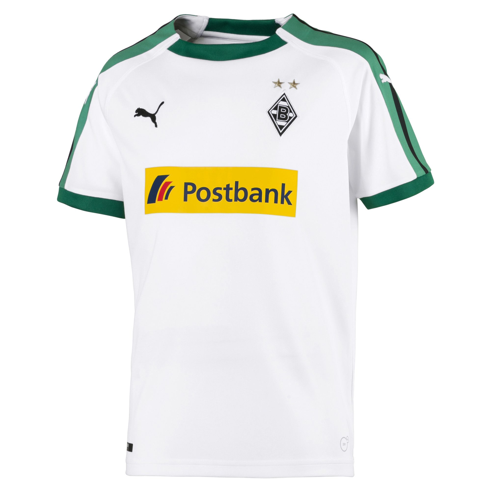 puma bmg borussia m nchengladbach trikot home kinder 2018 2019 fantrikots fanshop bundesliga. Black Bedroom Furniture Sets. Home Design Ideas