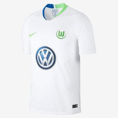nike VFL WOLFSBURG Trikot Away Herren 2018 / 2019