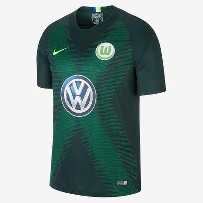 nike VFL WOLFSBURG Trikot Home Herren 2018 / 2019