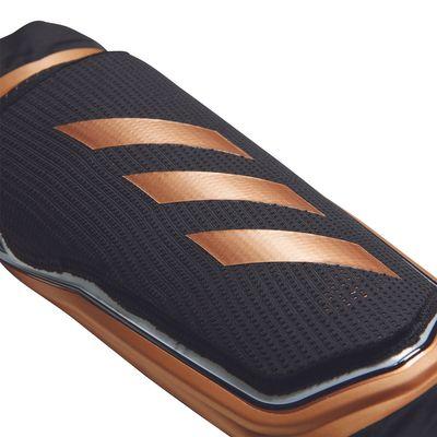 adidas GHOST FOIL Schienbeinschoner schwarz-gold – Bild 3
