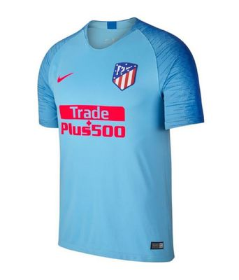 nike ATLETICO MADRID Trikot Away Kinder 2018 / 2019 – Bild 1