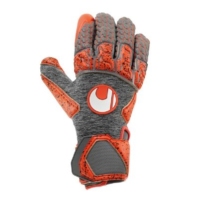 uhlsport AERORED SUPERGRIP REFLEX TW-Handschuh orange-grau