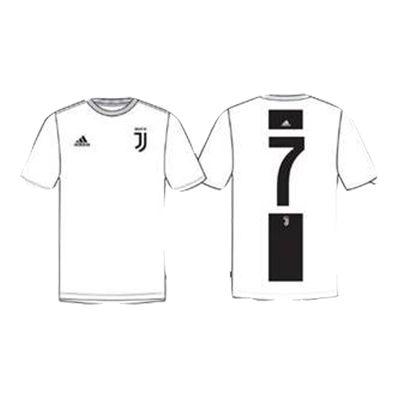 adidas JUVENTUS TURIN T-SHIRT Kinder Cristiano Ronaldo 7