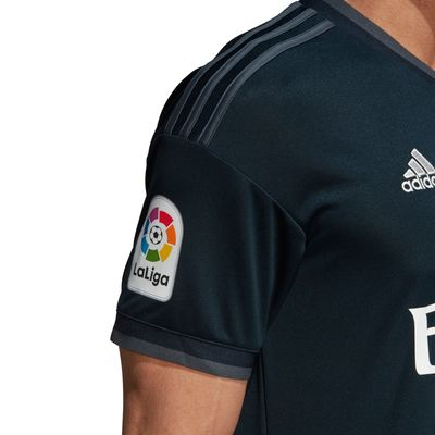 adidas REAL MADRID Trikot Away LFP Kinder 2018 / 2019 – Bild 4