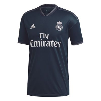 adidas REAL MADRID Trikot Away LFP Kinder 2018 / 2019 – Bild 1