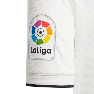 adidas REAL MADRID Trikot Home LFP Kinder 2018 / 2019 – Bild 4