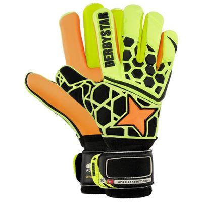 derbystar APS HEXASOFT PRO TW-Handschuh neongelb