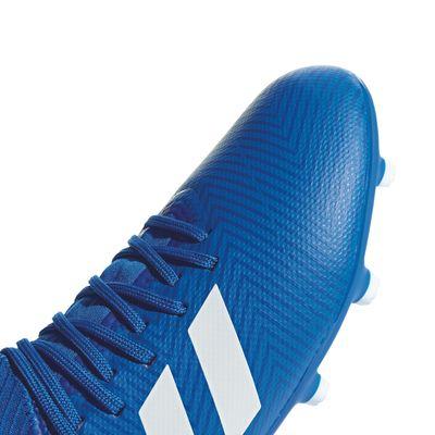 adidas NEMEZIZ 18.3 FG Kinder blau – Bild 3