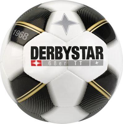 derbystar 68er TT Fussball weiß-schwarz