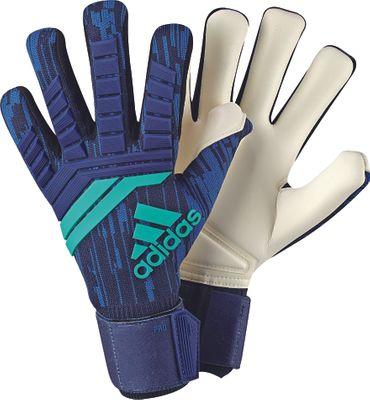 adidas PREDATOR PRO Torwart-Handschuhe blau – Bild 1