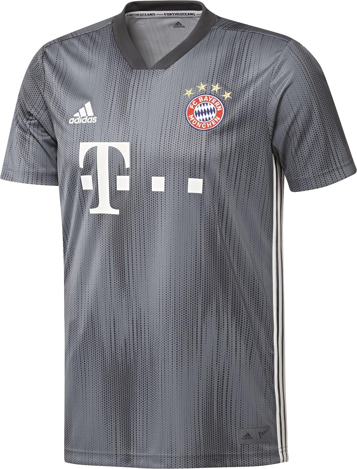 new arrival 7418f 00114 adidas FC BAYERN MÜNCHEN Trikot 3rd Kinder 2018 / 2019