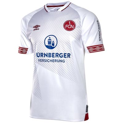 umbro 1. FC NÜRNBERG Trikot Away Kinder 2018 / 2019