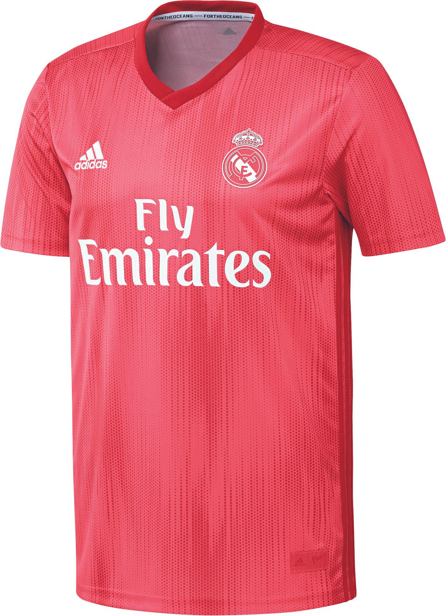 Adidas Real Madrid Trikot 3rd Kinder 2018 2019 Fantrikots
