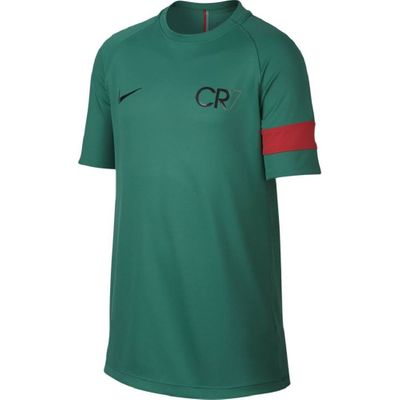 nike DRY SQUAD CR7 Trainingsshirt Kinder grün
