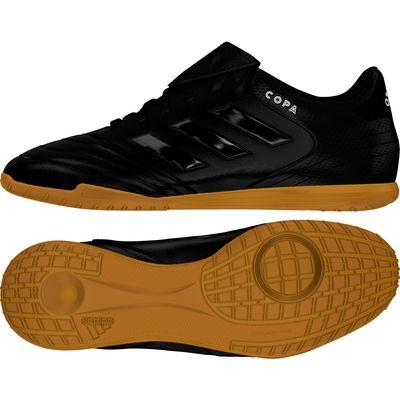 adidas COPA TANGO 18.4 IN Hallenschuh schwarz
