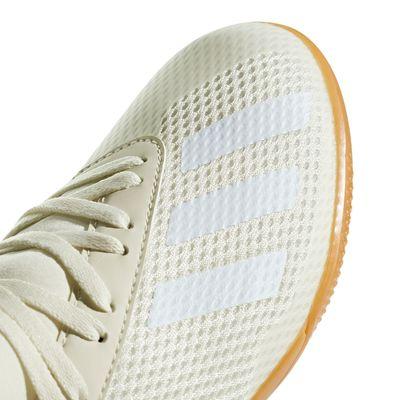 adidas X TANGO 18.3 IN Hallenschuh Kinder weiß – Bild 3