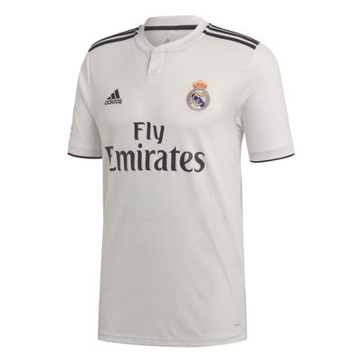 adidas REAL MADRID Trikot Home Kinder 2018 / 2019 – Bild 1