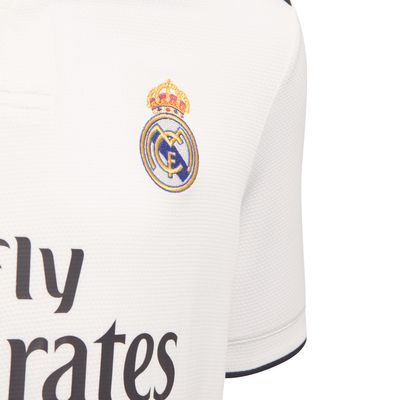 adidas REAL MADRID Trikot Home Kinder 2018 / 2019 – Bild 2