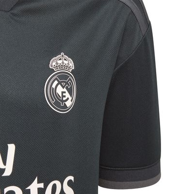adidas REAL MADRID Trikot Away Kinder 2018 / 2019 – Bild 3