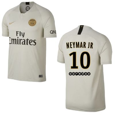 nike PSG PARIS SAINT-GERMAIN Trikot Away Herren 2018 / 2019 - NEYMAR JR 10 – Bild 1