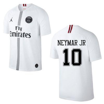 nike PSG PARIS SAINT-GERMAIN Trikot 3rd Jordan Kinder 2018 / 2019 - NEYMAR JR 10 – Bild 1