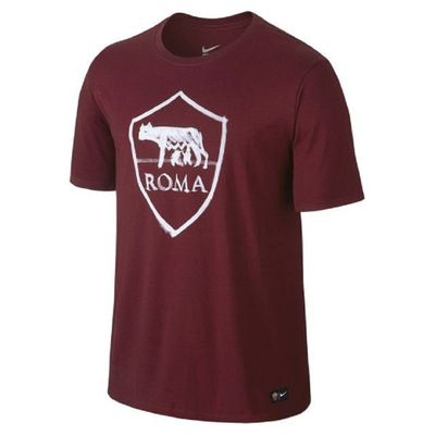 nike AS ROMA Fanshirt Kinder rot