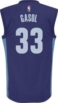 adidas NBA MEMPHIS GRIZZLIES Basketballtrikot Herren - GASOL 33 – Bild 2