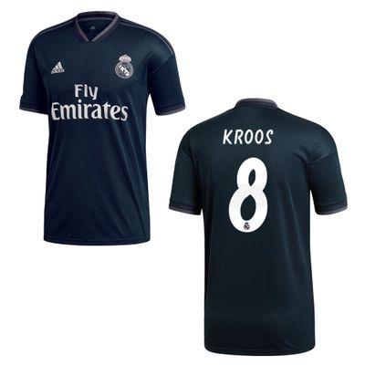 adidas REAL MADRID Trikot Away Herren 2018 / 2019 - KROOS 8 – Bild 1