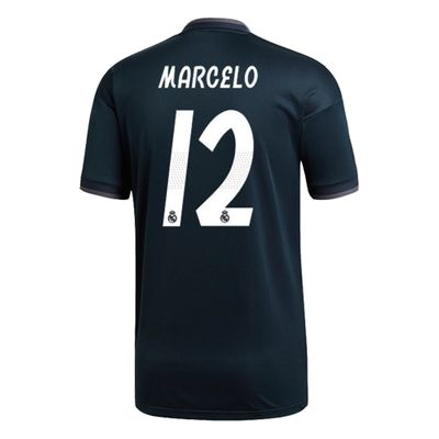 adidas REAL MADRID Trikot Away Herren 2018 / 2019 - MARCELO 12 – Bild 2