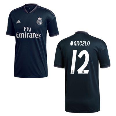 adidas REAL MADRID Trikot Away Herren 2018 / 2019 - MARCELO 12 – Bild 1