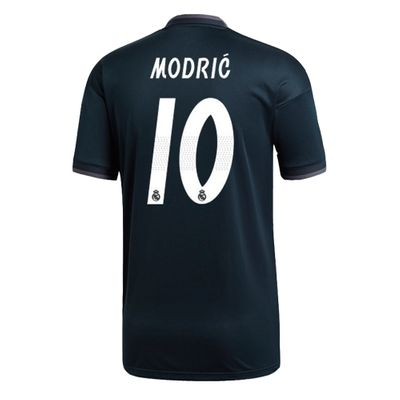 adidas REAL MADRID Trikot Away Kinder 2018 / 2019 - MODRIC 10 – Bild 2