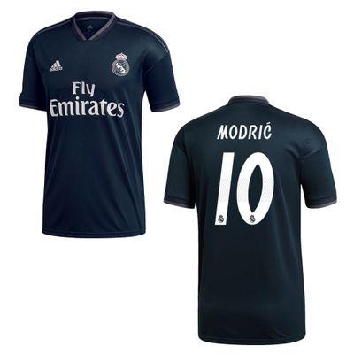 adidas REAL MADRID Trikot Away Kinder 2018 / 2019 - MODRIC 10 – Bild 1