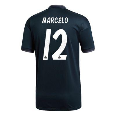 adidas REAL MADRID Trikot Away Kinder 2018 / 2019 - MARCELO 12 – Bild 2