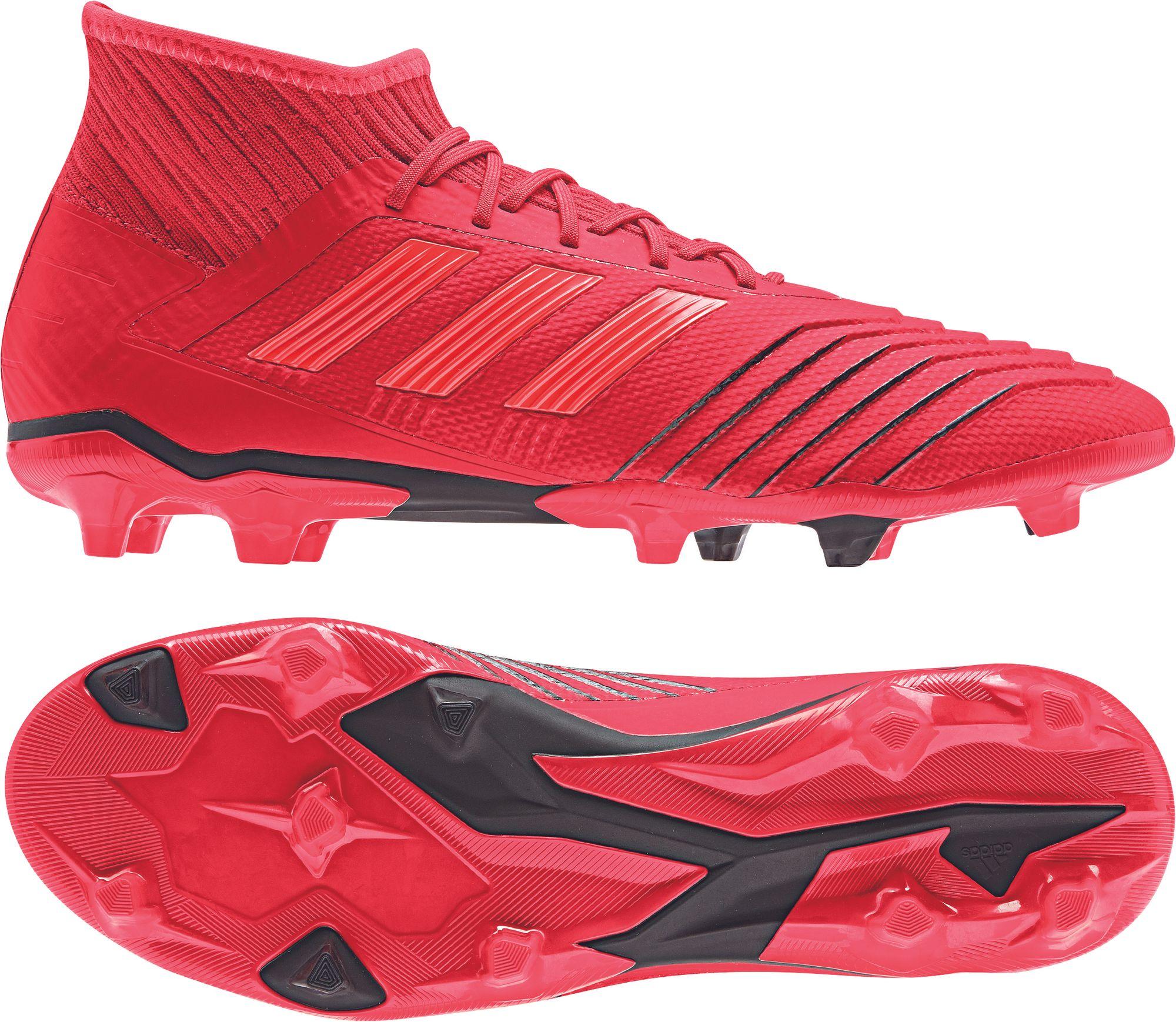 Adidas Predator 19 2 Fg Rot Schwarz