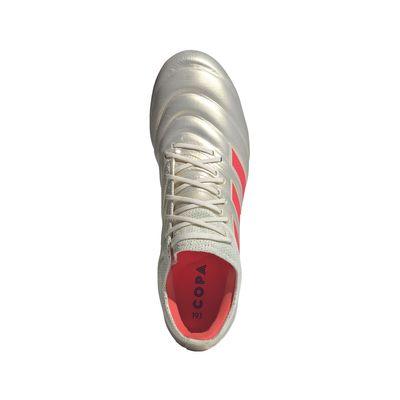 adidas COPA 19.1 FG champangerweiß-rot – Bild 2